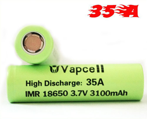Vapcell IMR 18650 35A