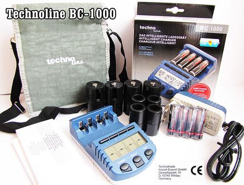 Technoline BC-1000