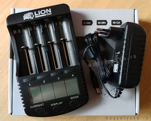 Lion Cell LC 4000D