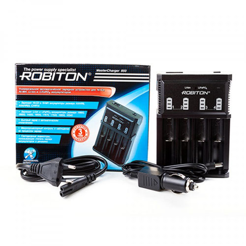 ROBITON MasterCharger 850