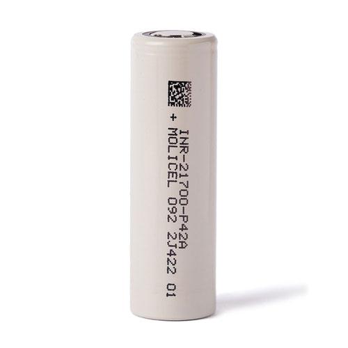 Molicel INR21700-P42A 4200mAh 45A