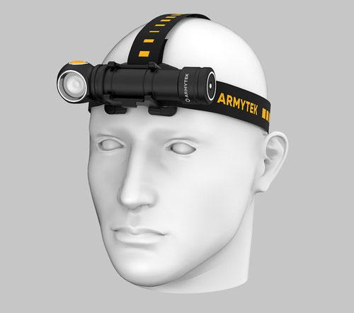 Armytek Wizard C2 Pro MAX warm