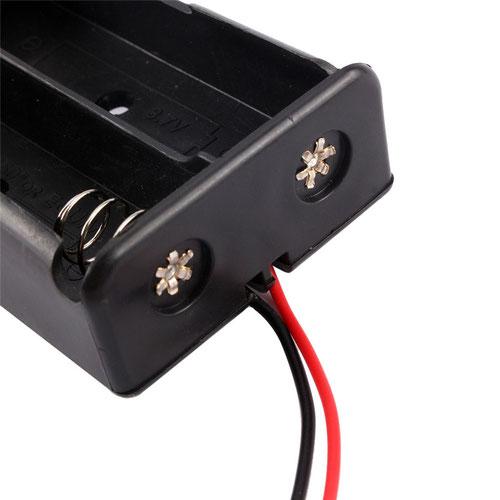 Батарейный отсек (держатель батарей) 2x18650