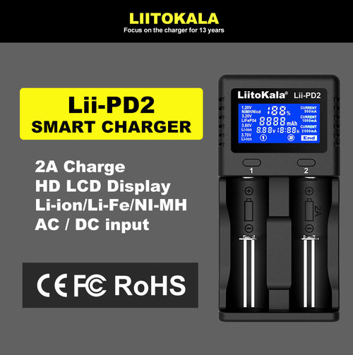 LiitoKala Lii-PD2