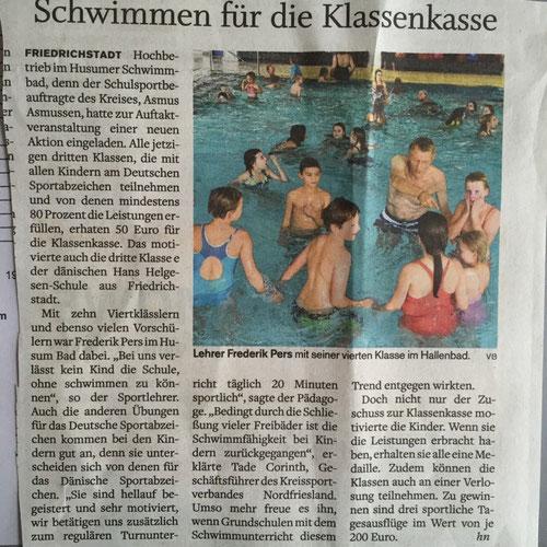 Husumer Nachrichten 16.09.14