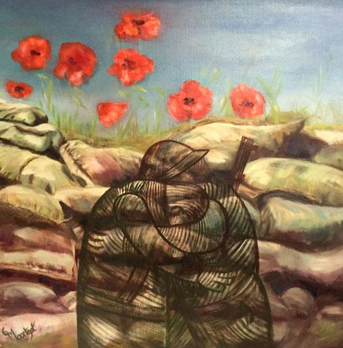 Herinnering oorlog  1914 - 1918