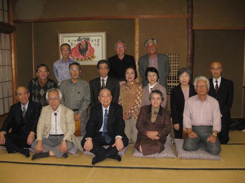 奈良・京都研修