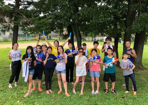 春キャンプで動物園に行きました!