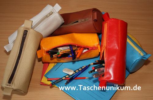 Bild: Federmäppchen für Stifte, Schreibzeug, Kosmetik, Schmuck oder für Kleinteile in der Handtasche