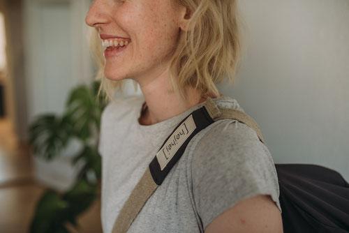 Crowdfunding hejhej-bag soll jedem ein solches Lächeln ins Gesicht zaubern.