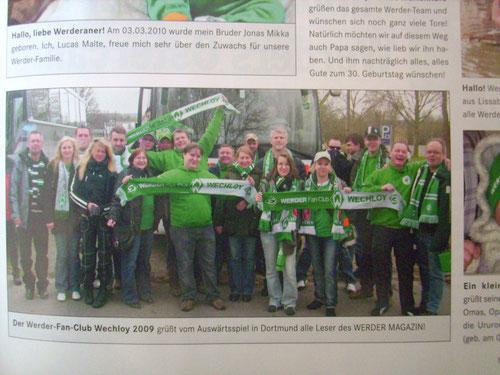 Werder Magazin 23.04.10