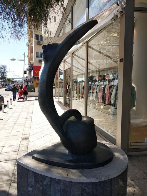 Фото Н. Борода. Март 2020 г. Лимассол. Кипр.