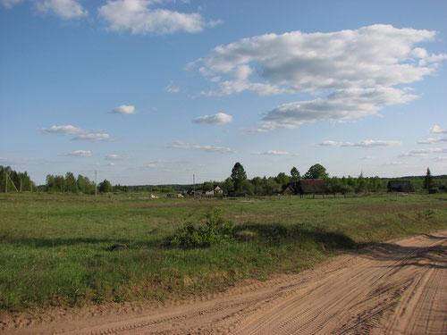 Деревня Полово