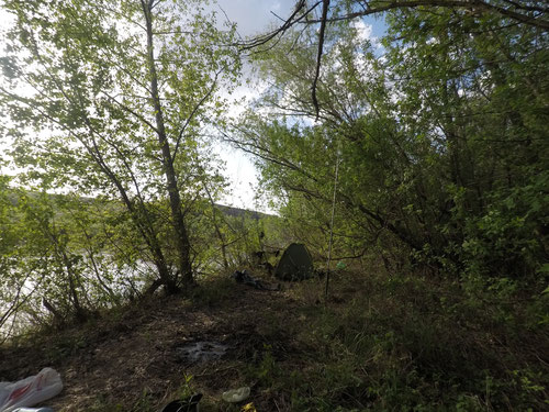 Творческая лаборатория НБ, Николай Борода, река Медведица