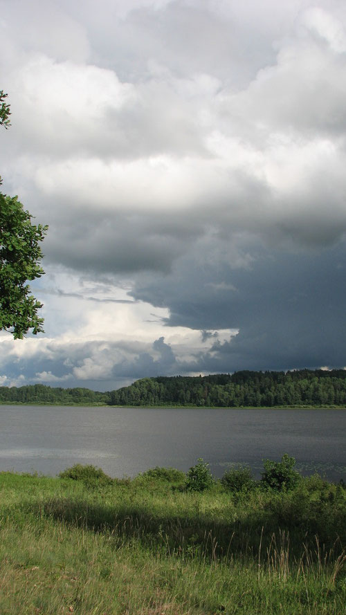 Фото Н. Борода. Озеро Кучане