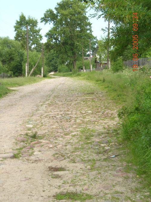 Владимирка. Деревня Старое Семенково. (Н. Борода)