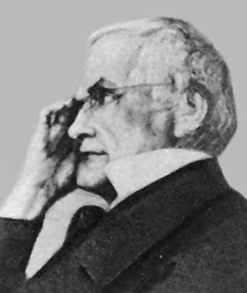 Нильс Густав Норденшельд (Nils Gustaf Nordenskjold)