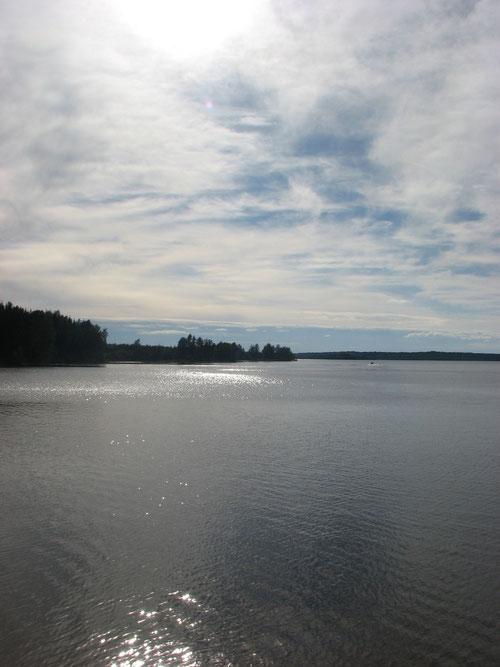 Н. Борода. Озеро Велье