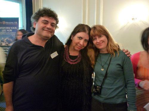 Fabio, Vianna Stibal fondatrice del Thetahealing, Chiara