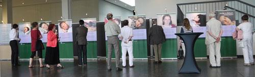 """Ausstellung """"Leben im Verborgenen"""" in der Rheingoldhalle in Mainz"""