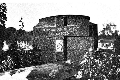 Django Reinhardts Grab
