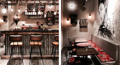 coa asian food Dippold Caroline Dippold Innenarchitektur München Innenarchitekt Design Konzept Systemgastronomie Gastronomie Restaurant Design