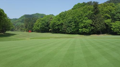 唐沢ゴルフ倶楽部三好コース画像