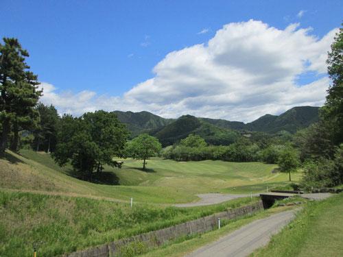 足利カントリークラブ多幸コース2014年春の最新画像