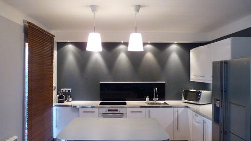 Installation électrique cuisine rue Paul codaccioni 13007 Marseille