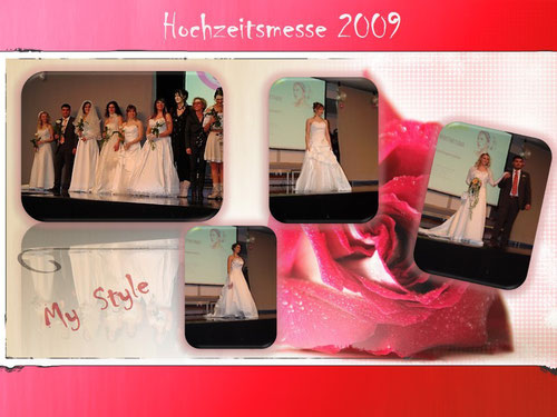 Hochzeitsmesse 2009 im Thaliatheater