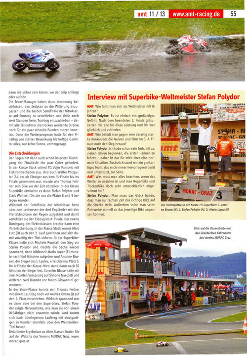 AMT 11 /2013 Bericht v. Paul SRNA