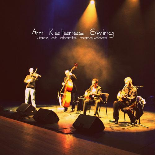 Am ketenes Swing  - Gypsy Jazz