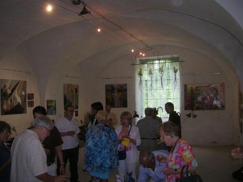 Vernissage 3 juillet 2012