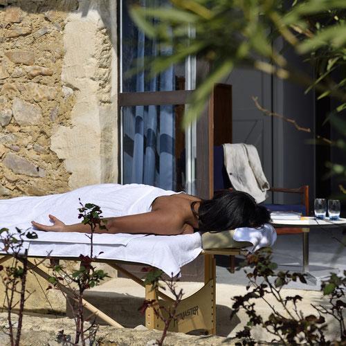 Weekend équilibre en Provence au Mas du Hameau des Baux