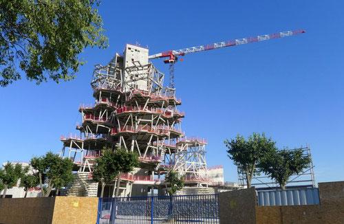 Visite guidée de la Maison du Projet Luma Arles