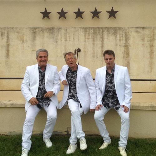 Jazz à Saint Rémy au Hameau des Baux avec Swing Connexion Quartet