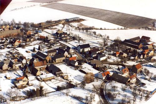 Luftbild Braunshain/Großbraunshain