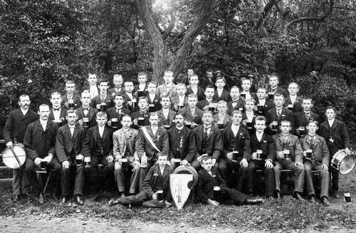Turnverein Großbraunshain 1903