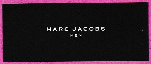 MARC JACOBS MEN - CARTE NOIRE
