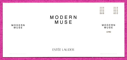 CARTE PRESENTANT MODERN MUSE & MODERN MUSE CHIC