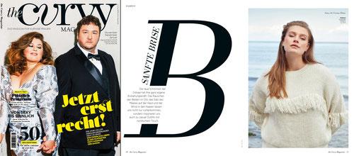 Modestrecke für The Curvy Magazine von Modefotografin Yvonne Sophie Thöne