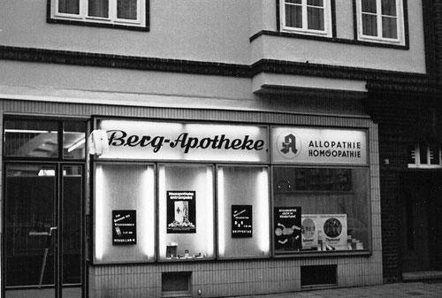 Dingworthstraße, Berg Apotheke Hildesheim, Moritzberg Historisches