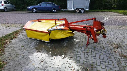 Cyclomaaier  merk Fella maaibreedte 185  850,-