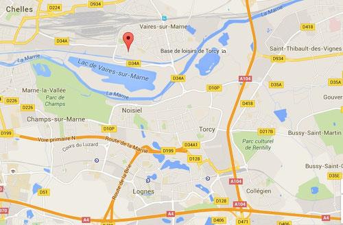 Infloressens à Vaires sur Marne, Pleine conscience, Lahochi et thérapie holistique proche de Paris - 77