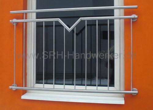 franz sische balkone aus edelstahl srh gel nderbau und foodtrucks. Black Bedroom Furniture Sets. Home Design Ideas