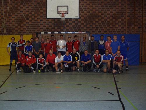 Futsal Schulung 2012