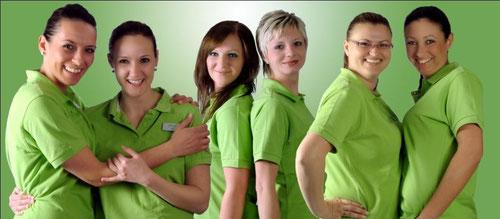 Das Team der Zahnärzte an der Friedrichsau