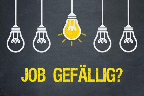 Nehmen Sie zu uns Kontakt auf, wir unterstützen Sie bei der Jobsuche gern.