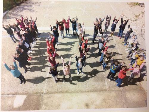 La fête des 100 jours d'école des Cp-ce1