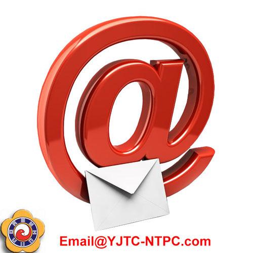 Email to Email@yjtc-ntpc.com - YJTCNTPC YJTC-NTPC